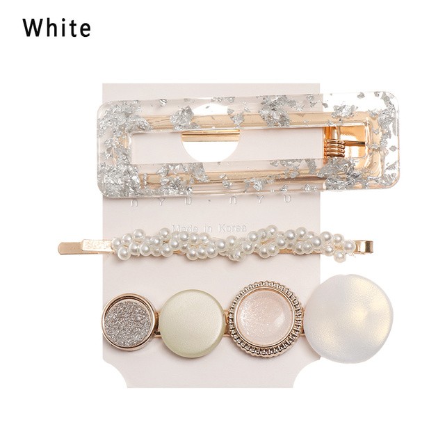 3PCS/Set Pearls Acetate...