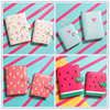 Dokibook Candy Colors Hello Summer Personal Diary Planner Kawaii Cute Creative Notebook Sweet Agenda Organizer Gifts