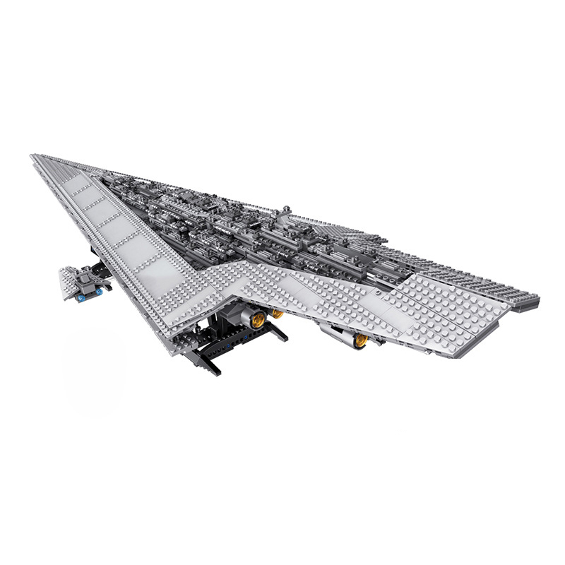 05028 Star 3208Pcs Toy Wars Execytor Super Star Destroyer Model Building Kit Blocks Brick Compatible 10221 Boy Gifts friends 05028 star wars execytor super star destroyer model building kit mini block brick toy gift compatible 75055 tos lepin