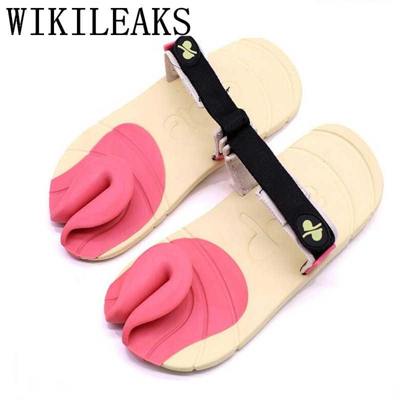2020 yeni yaz tasarımcı Flip flop kadın ayakkabı Terlik Zapatos De Mujer lüks marka sandalet kadın slaytlar ev Terlik Terlik