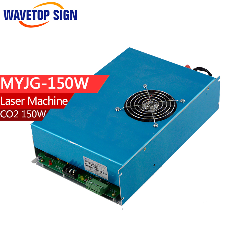 150W CO2 Laser Power Supply for CO2 Laser Engraving Cutting Machine MYJG-150 60w co2 laser power supply for co2 laser engraving cutting machine myjg 60w