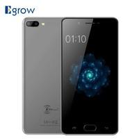 Kenxinda X6 Fingerprint Mobile Phone 3500mAh 4G FDD LTE 5 Inch 3GB RAM 32GB ROM Back