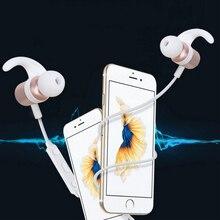 DOITOP Wireless Bluetooth Earphone In-Ear Metal Magnetic BT V4.1 Headset With Microphone Ha
