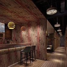 Alte Holz Gestreiften Hintergrund Wandaufkleber Muster Tapete Fr Bar Startseite Room Decor Schlafzimmer Wandbild Wohnzimmer