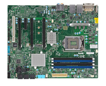 OEM X11SAT single E31200v5C2361155 pin DDR4 server workstation motherboard