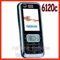 Original Nokia 6120 Classic Symbian OS Smartphone Unlocked 3G Nokia 6120c Mobile Phone Free Shipping