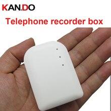 Livre do gravador de telefone do monitor do telefone da linha fixa de energia, gravador de áudio do gravador de voide do monitor do landphone