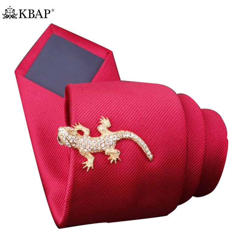 Bar-Clip Wedding-Favors Stainless-Steel Mens Clasp-Pin-Design Gifts Animal Business Gold