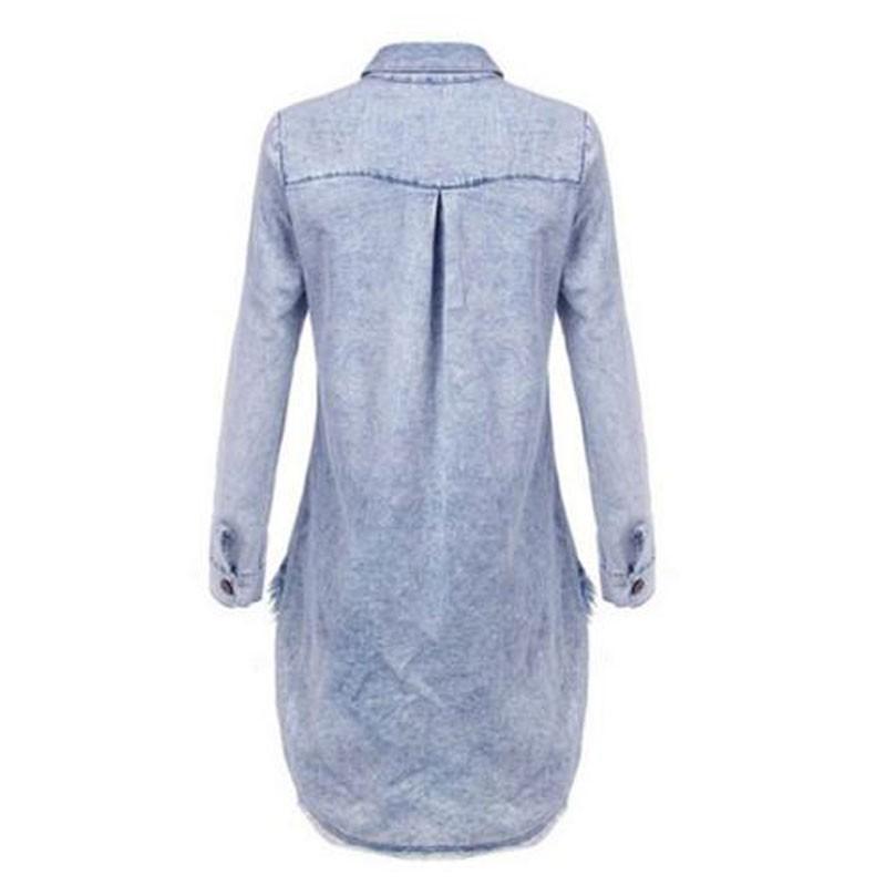 jeans-dress