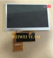 Оригинальный Волокно Фокс мини 4S мини 6 S ЖК-дисплей экран оптического Волокно сварочный аппарат Дисплей Бесплатная доставка