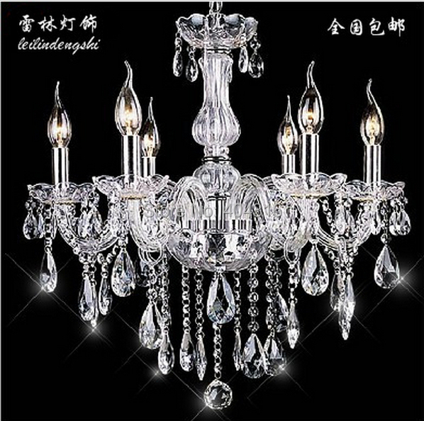 Retail groothandel europese candle luxe kroonluchters lichten ...