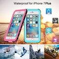 2017 Mais Novo de Alta Qualidade À Prova D' Água Caso Capa À Prova D' Água Mergulho Fotografia Ao Ar Livre Perfeito para iPhone7 Plus