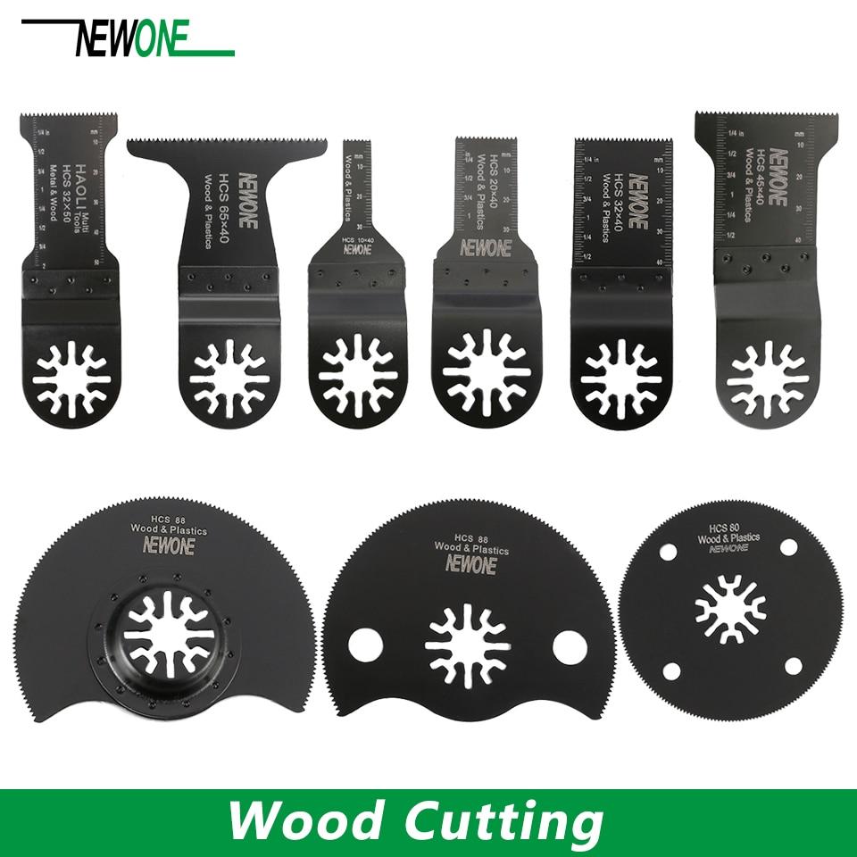 NEWONE Professional Wood Cut Universal Oscillating Multi Tool Saw Blade For Renovator Power Tool Fein Bosch Makita Milwaukee