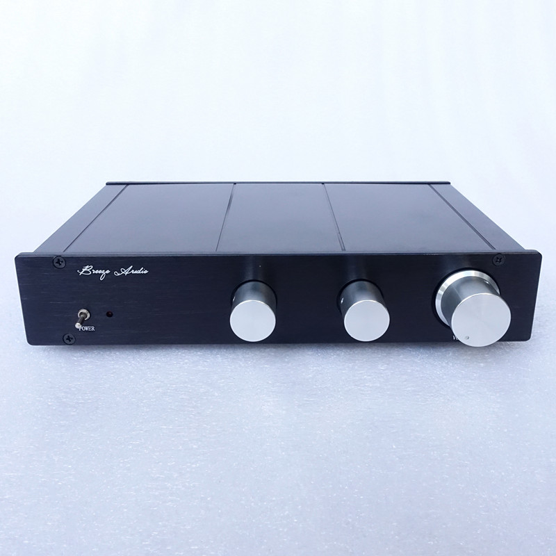 WEILIANG AUDIO Linkwitz Riley electronic frequency divider two frequency division preamplifier custom crossover point