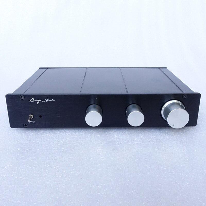 WEILIANG AUDIO linkwitz-riley diviseur de fréquence électronique préamplificateur à deux divisions de fréquence