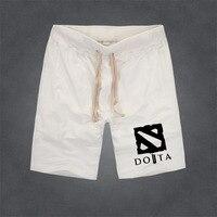 1 DOTA2 Fashion Shorts Brand Clothing Men S Plus Large Size Tops Game Cotton Summer Spring