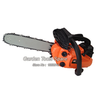 Gardener Tools Chinese Cheap 2500 Gasoline Petrol Portable Chain Saw Made In China
