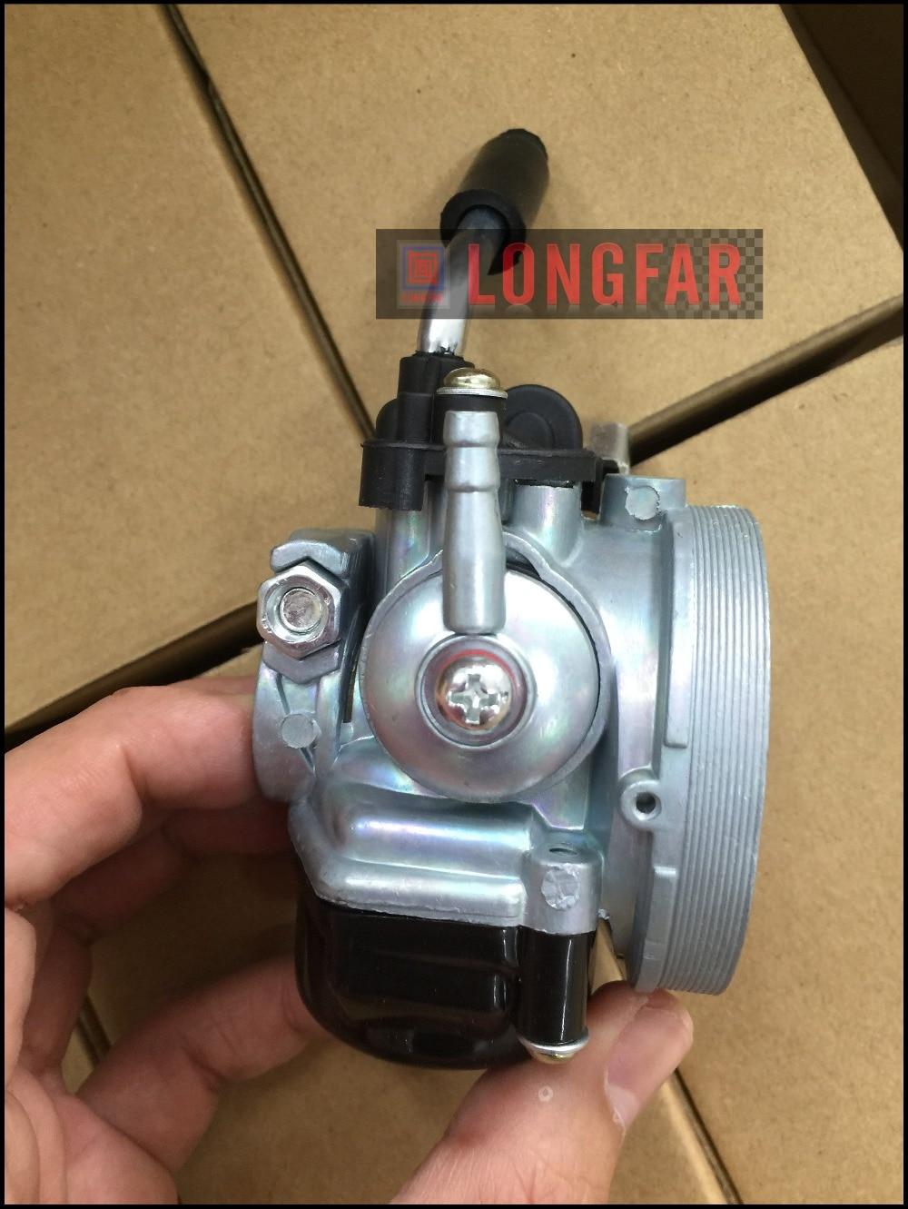 NEW Tomos A35 Colibri TX50 A-35 Dellorto Style SHA 14:12P Carb Carburetor