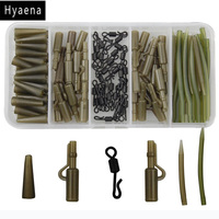 Hyaena 120ชิ้นแขนยุ่งเหยิงป้องกันหางยางคลิปความปลอดภัยด่วน