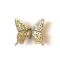 Antique Bronze Butterfly Cabinet Handle Knob Drawer Pull Closet Drawer Door Hardware Kitchen Pull