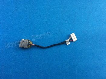 (5 sztuk partia) do HP G6 G6-1000 G6-1C G6-1D złącze zasilania DC kabel typu jack nowy P n 6017B0295401 tanie i dobre opinie Adapter kabla Dostępny w magazynie ZUOSHIHUI