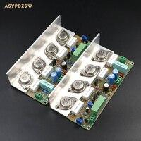Assembeld HOOD JLH2003 Class A Single ended power amplifier board (2 channel) 22W+22W 8ohm