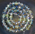 fashion jewelry beads Charming 100pcs 3x4mm Multicolor Crystal Jasper Loose Beads Wholesale and retail
