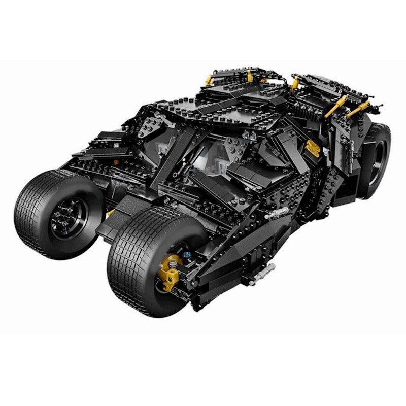 궁극적 인 수집가 시리즈 배트맨 텀블러 장갑차 dc 슈퍼 영웅 영화 배트맨 다크 나이트 trilogy batmobile 블록-에서블록부터 완구 & 취미 의  그룹 1