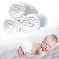 110 115 Baby Washcloths 100 Cotton Gauze Muslin Towel No Dyes No Bleaches Perfect For Sensitive