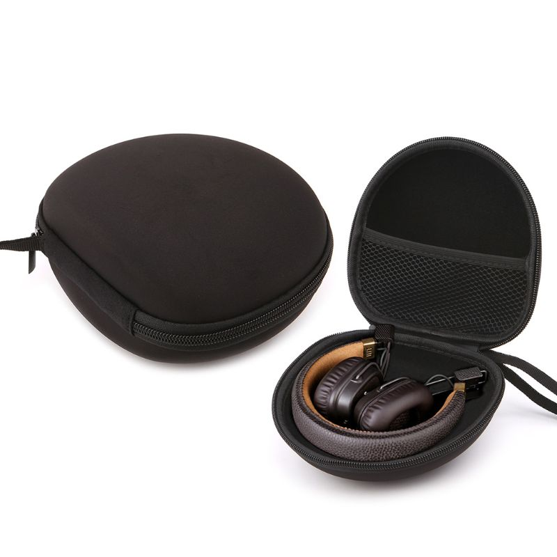 Storage Bag Carrying Case Earphone Protective Box Hard Holder Portable Travel for <font><b>SONY</b></font> <font><b>MDR</b></font>-<font><b>100ABN</b></font> Bluetooth Headphone 2019 new image