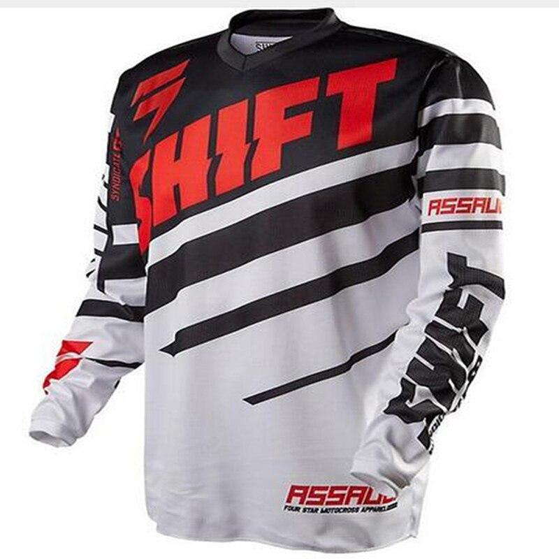 Jersey Motocross Equipement Shirt Cross-Clothing Mtb Mountain-Bike Mx-Downhill Racing