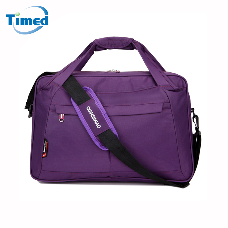 Women Travel Bags Large Capacity Luggage Brand Women Shoulder Bags Canvas Bag For Trip 2017 Casual Women Travel Duffle