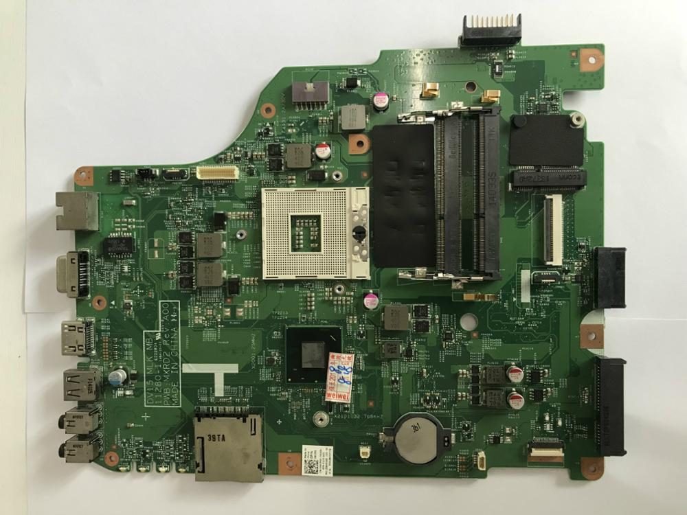 CN-0WCP0C 0WCP0C WCP0C FOR DELL VOSTRO 2520 Laptop Motherboard SLJ8F DV15 11280-1 MXRD2 Mainboard