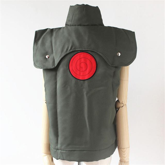 Kakashi Green Vest