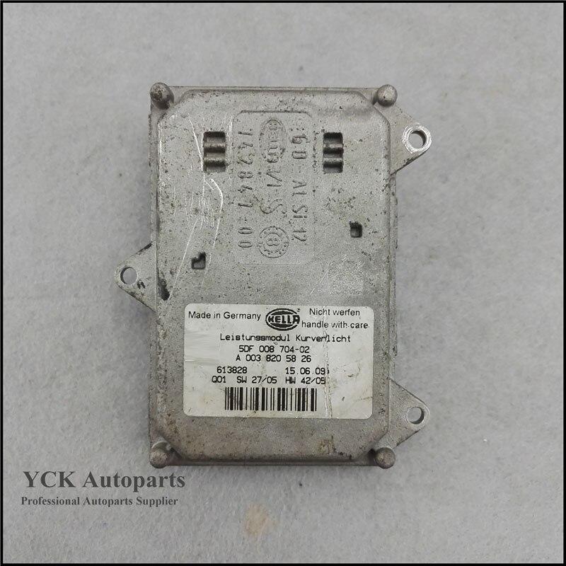 Wholesale Original 1PC AFS Leistungsmodul Adaptive Frontlighting System 5DF00870402 5DF 008 704-02 (Genuine and Used) 1pc original afs leistungs module 3td941329 3td 941 329 genuine and used