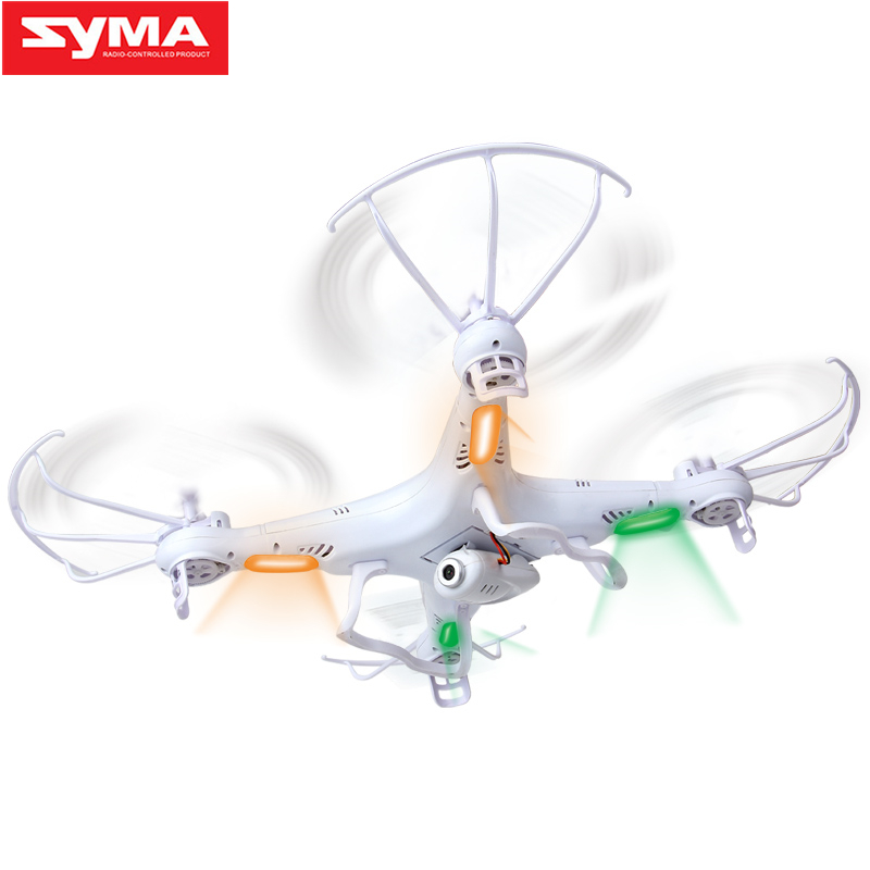 SYMA Original X5C (Upgrade Version) RC Drone 6-Axis Remote Control Helicopter Quadcopter With 2MP HD Camera X5C RC Helicopter syma x5 x5c x5c 1 explorers new version without camera transmitter bnf