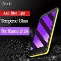Анти Синий Свет Закаленное Стекло Экрана Для Xiaomi Redmi Pro Примечание 2 2A 3 4 5, Hd Ясно Взрывозащищенный Закаленное Защитная Пленка