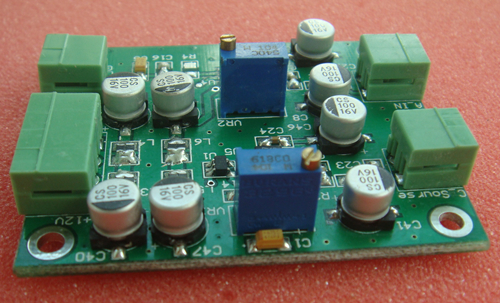 The High Current Source Is A Circuit That Supplies Current To The Load