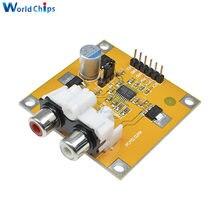 Diymore-decodificador PCM5102 DAC I2S Player, tablero ensamblado de 32 bits, 384K, Beyond ES9023, PCM1794, módulo de placa decodificadora para Raspberry Pi