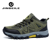 Winter New Professional Low Trekking Shoes Outdoor Lace-up Sneakers Men Anti-skid Hiking Bot Erkek Sport Shoe Big Size47