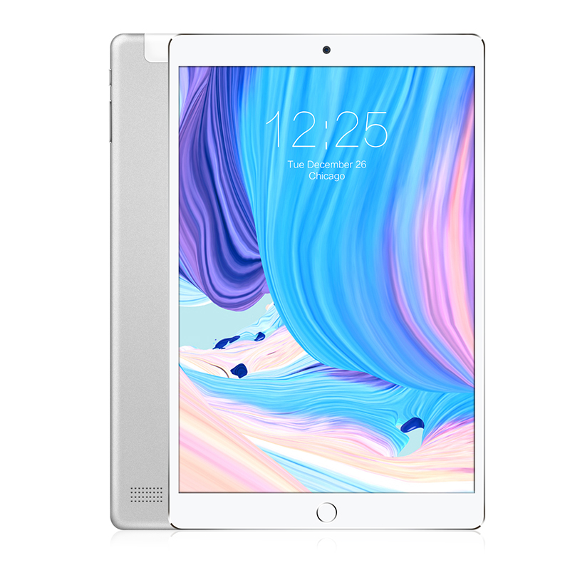 Super Trempé 2.5D Verre 10 pouce tablet Android 7.0 Octa Core 4 gb RAM 32 gb ROM 8 Noyaux 1280*800 Écran IPS Comprimés 10.1 + Cadeau