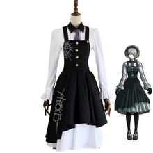 Anime New Danganronpa V3 Tojo Kirumi  Cosplay Costume Custom-made