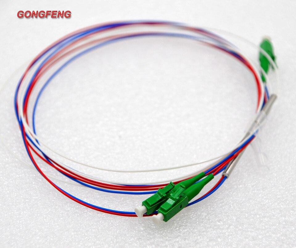 10pcs New 0.9mm SM Steel Tube 1x2 Mini Optic Fiber LC UPC/APC Pull Cone  Fiber Optic PLC Splitter Wire harness Connector|Wiring Harness| - AliExpressAliExpress