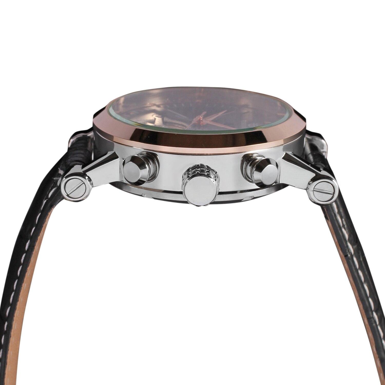 Forsining relógios masculinos da marca superior super