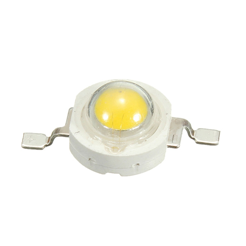 Hot Sale 10Pcs 3W High Power Led Lamp Chips 200-230Lm 6000K-6500K White Warm White