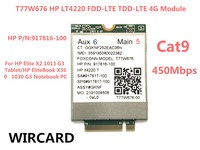 lt4220 Snapdragon X12 LTE T77W676 917817 100 4G WWAN M.2 450Mbps LTE Modem For HP Elite X2 1030 G3 HP EliteBook X360 1030 G3