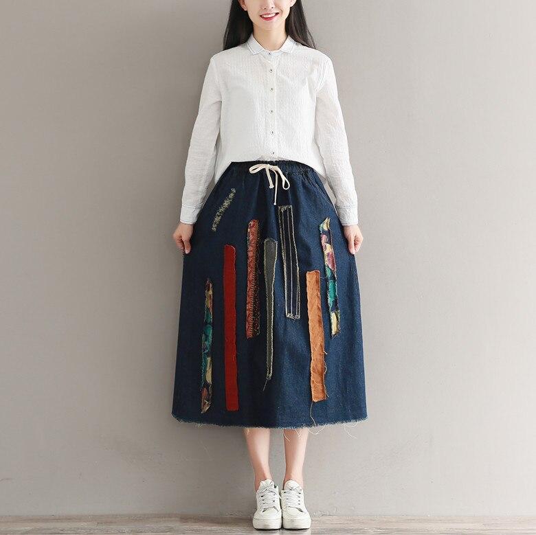 178adb81f8 Buy vaquera womans falda and get free shipping on AliExpress.com