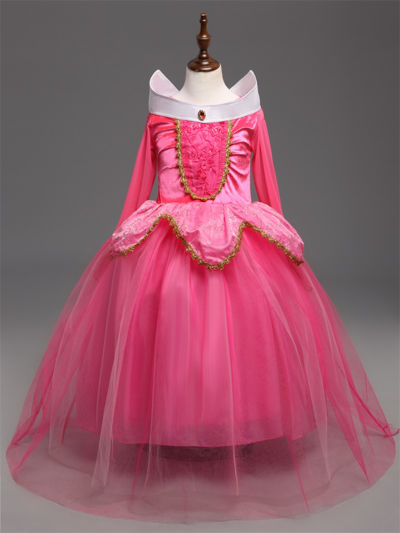 Fairy Princess Children Christmas Fantasy Costumes party ...