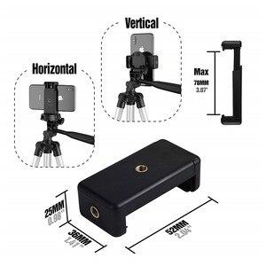 Image 5 - Stativ 42 Zoll Aluminium Leichte Montieren für IPhone Gopro 7 6 Sport Kamera Smartphone Drahtlose Bluetooth Fernbedienung