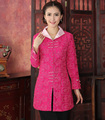 Envío de la nueva llegada estilo de la tradición china de las mujeres capa de la chaqueta ml xl xxl 3xl 4xl td008